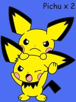 Get Off Me Pichu by Catherinex13