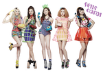Ladies Code png (render) by Sellscarol