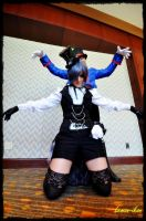 Ciel: Puppet Master by Knoxois