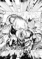 WARE COVER INKS by latino-champion