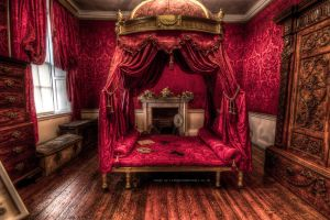 The Red Room by GaryTaffinder