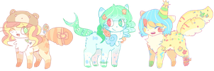 random chibi adopts auction OPEN by viiolence