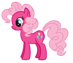 Pinkie Pie reversed by AdolfWolfed4Life