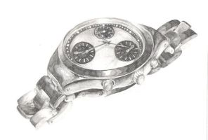 SWATCH watch by CameronHarperArt