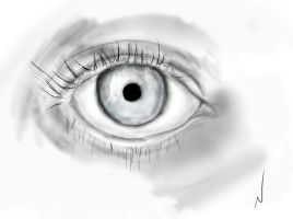 Window to the soul by noddeh