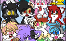 Animal Partay 2006 by angelasamshi