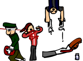 L4D tribute to the Danes by narwhalhero2
