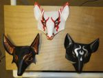 Mask Trio by mystaya171