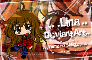 Deviant ID by Lina17Inverse