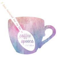Coffee Spoons - Pastel by slave2F8