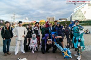 25 Oct MCM LON Anime League Group by TPJerematic