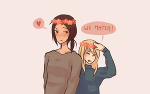 We Match by tiriii