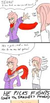 LIGHTNING FARRON: SHE GREW UP TOO FAST by LikeNo
