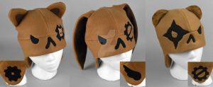 Steampunk Critter Hats by SewDesuNe