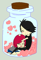 Chibi S In A Jar Base by katherineprosperi