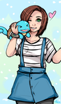 Squirtle baby by WendySakana