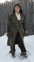 Tinkerer's Frock Coat by grg-costuming