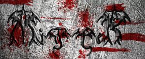 One Of The Logos Of My Band by Lucifer666mantus