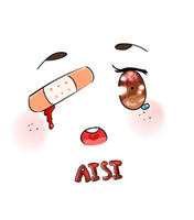 Aisi Face by ThyArousedKitteh