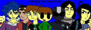 CN Absolution Direction - The Best Boy Band Ever by ian2x4