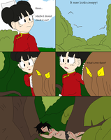 Behind Those Eyes: Page 2 by MammaCarnage
