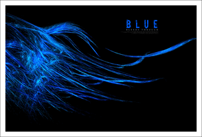 blue bleeds through by onlyalive8