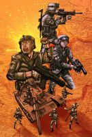 War Heroes by Jasen-Smith