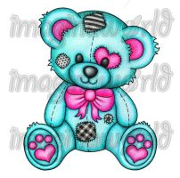 Teddy LuvBear by imaginaworld
