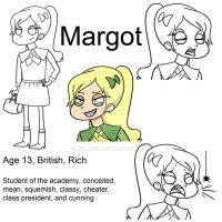 the Little Princess: Margot by KaLixel