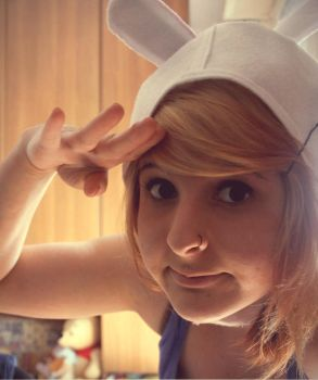 Fionna's searching for adventure by BlackHolz