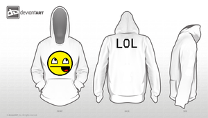 LOL Hoodie entry by skullster300