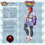 Skratchjams Rival Schools   The New Class: Midori by Remle11