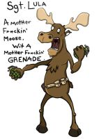 Mother F--king Moose by G-Townsend