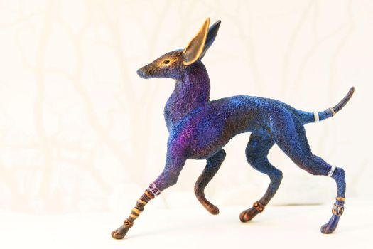 Anubis like creature by hontor