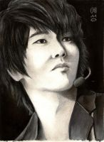 YeSung by skyblue-dragon