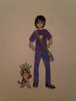Pokemon: Legendary Tales (Character Intro: Hunter) by TheOstrichKing