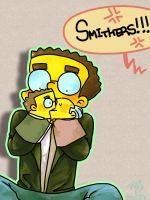 smithers by letjeong