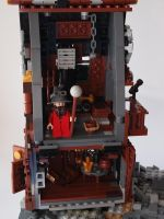 LEGO. Starcounter's Keep inside. by DwalinF