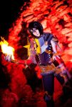 Dragon Age II - Hawke by The-Kirana
