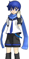 My Kaito edit by MMDbeginner