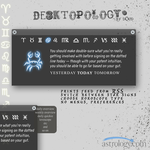 Desktopology Mockup by d0od