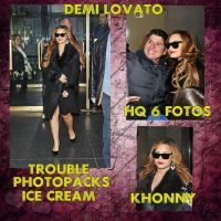 Photoshoop DEMI by khonny