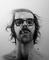 Chuck close (master copy) by hg-art