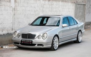 2014 Vilner Mercedes-Benz E55 AMG W210 by ThexRealxBanks