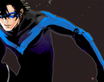 nightwing by 89g