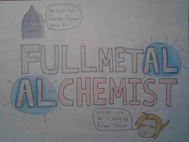You Can't Spell Fullmetal Alchemist Without Al! by Angel-of-Alchemy-42