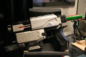 Nerf - Recon CS-6 No.3 by lordharshmage