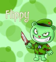 Happy Tree Friends: Flippy by SuperLakitu