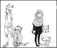 catless by Piroo2