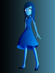 Gemsona for another russian friend ^_^ by Keytee-chan